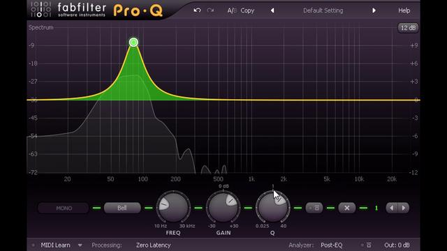 FabFilter Pro-Q - EQ tips & tricks