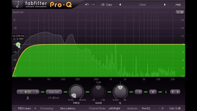 FabFilter Pro-Q - Advanced EQ&#039;ing techniques