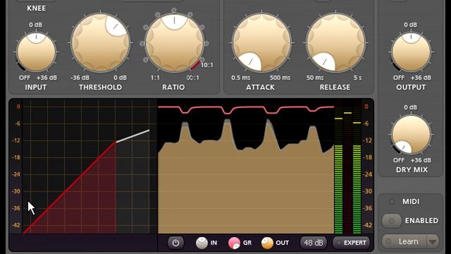 FabFilter Pro-C - Introduction