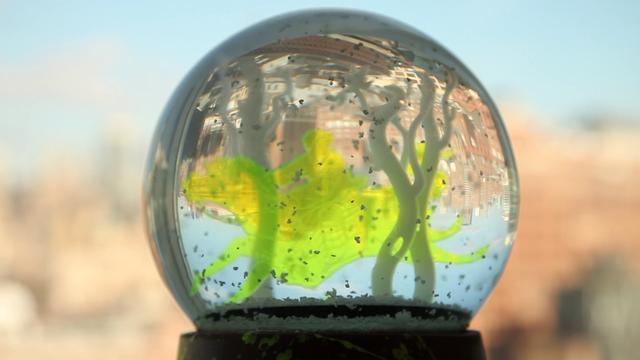 Snow Globes by Tomokazu Matsuyama