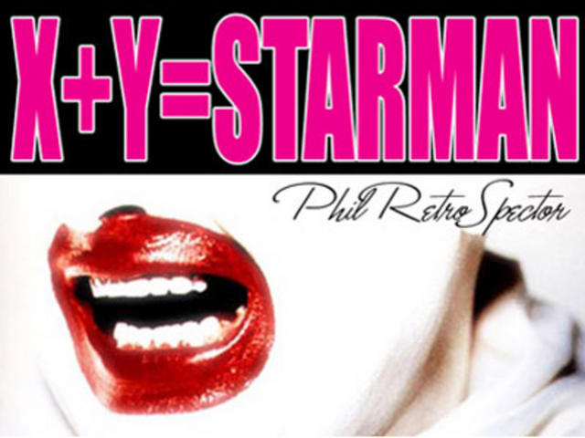 Phil RetroSpector - X Y=STARMAN
