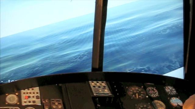 Interactive Flight Control Cabin Prototype Proposal