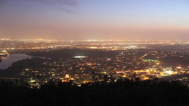 Time Lapse - Cowles Mountain