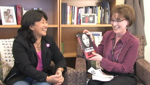 EzerWatch with Chai Ling | Carolyn Custis James
