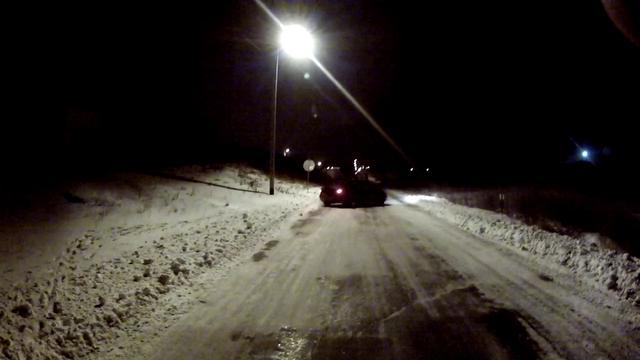 TTF Bolid do driftu - zima 2012