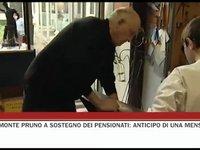 BCC Monte Pruno a sostegno dei pensionati: anticipo di una mensilità