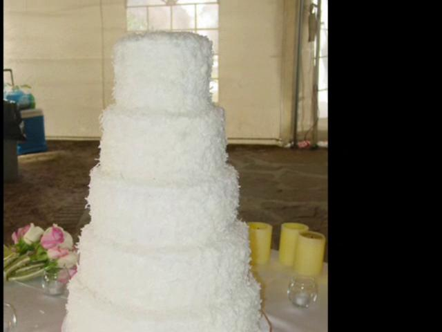 Linda Blackwell Wedding Cakes