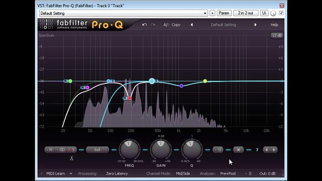 Mastering with FabFilter plug-ins - Part 2
