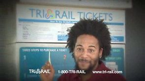 """TriRail """"Go Green"""" :30"""