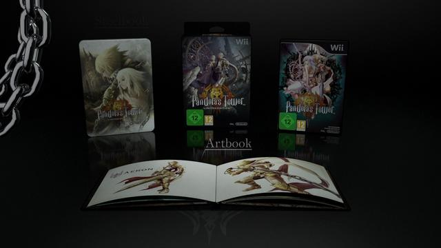 NINTENDO PANDORA'S TOWER COLLECTOR PACK