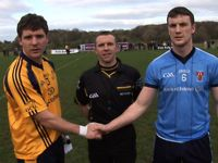 DCU beat UUJ - 2012 Irish Daily Mail Sigerson Cup