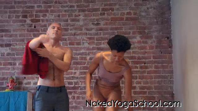 Organs of Action: The Hands (Naked Yoga School)