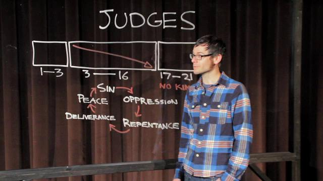 Bible in Five: Judges | Blackhawk Church