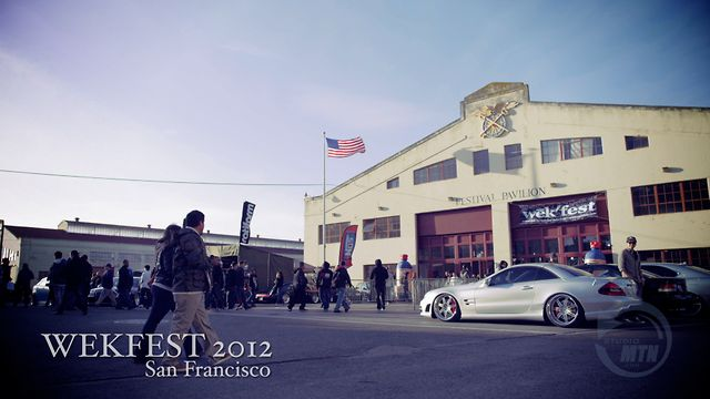 WEKFEST 2012 – By Studio Mountain
