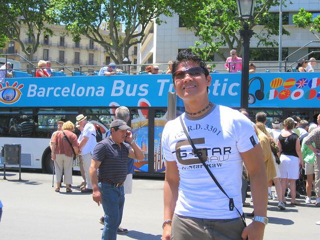 Barcelona Big Bang Finale