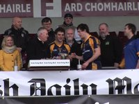 DCU win 2012 Irish Daily Mail Sigerson Cup