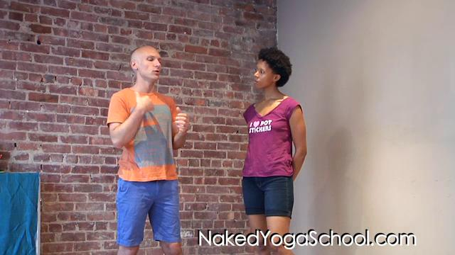 Naked Yoga School's videos ...
