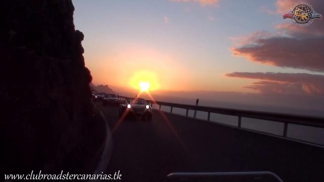 ATARDECER - LA ALDEA - GRAN CANARIA - Club Roadster Islas Canarias