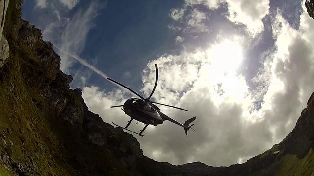 Wycieczka helikopterem do jaskini Bohemia