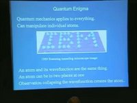 Quantum Mechanics and Consciousness - A New Measurement - Bernard Haisch, Ph.D