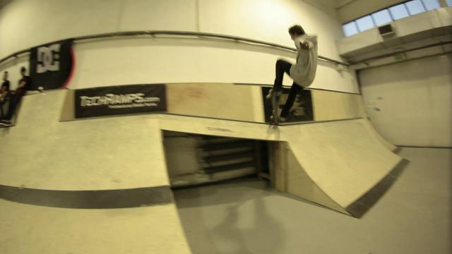 Team Techramps & Friends - Skatepark Kamuflage