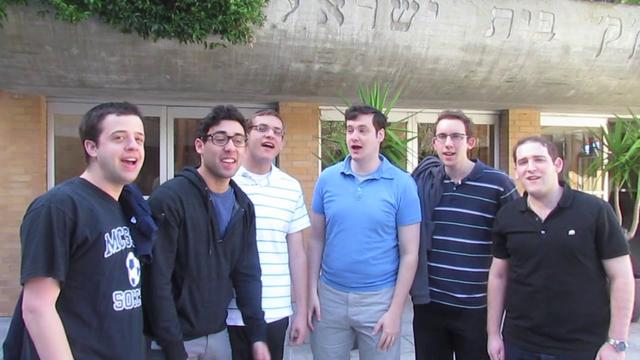 The Maccabeats in Auckland with Bnei Akiva!