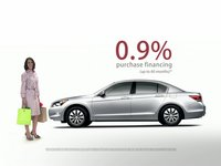 Honda :30 - Say Hello to Your Accord Onglet
