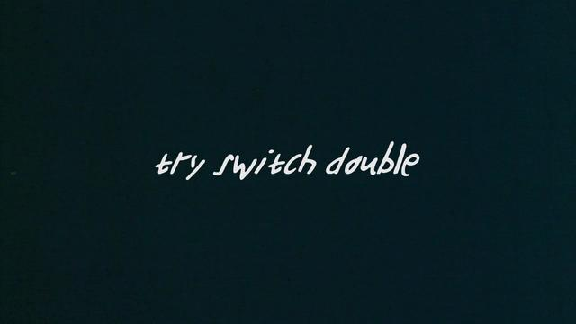 Try switch double / Darek Juraś