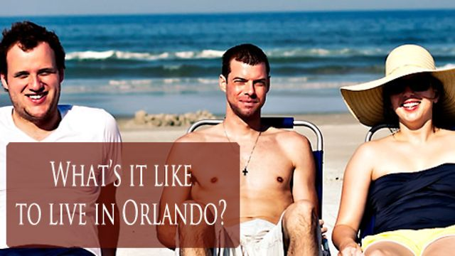 What&#039;s it like to live in Orlando?