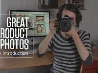 Consejos básicos para fotografiar productos para una tienda online o un catálogo