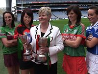 'Great sporting entertainment' - Joan O'Flynn, Camogie Association President