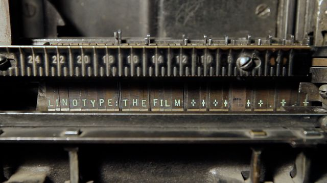"Video | ""Linotype: The Film"" Official Trailer"