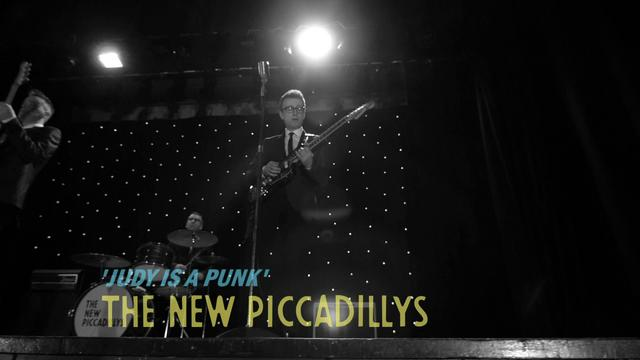 Thumbnail of video The New Piccadillys - 'Judy is a Punk'
