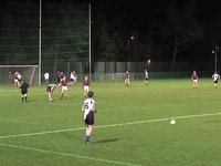 Goal! St Columb's Derry v St Pat's Downpatrick