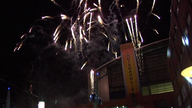 Fireworks display company Super Bowl