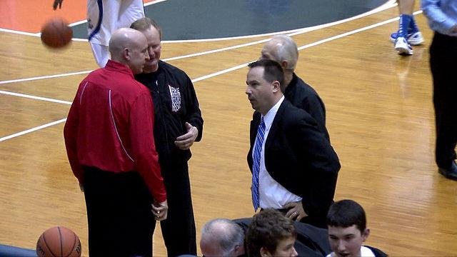 IHSAA Boys High School Basketball Sectionals (Lake Central ...