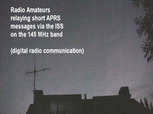 Sounds from space: International Space Station (ISS)