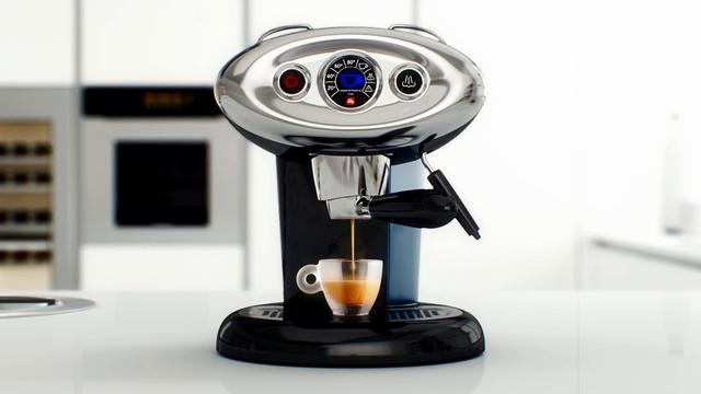 Illy. X7.1 Iperespresso coffee machine
