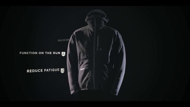 Watch | UVU Cold Race Jacket