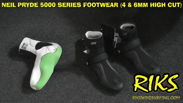 Neil Pryde Waterwear - 5000 Series Footwear