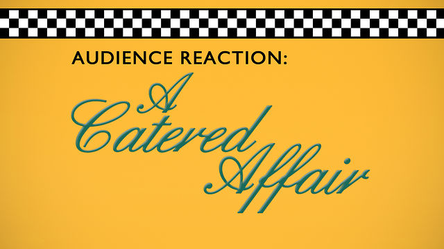 Audiences love Porchlight's A CATERED AFFAIR!