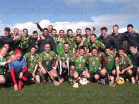 LIT-Tipperary win Irish Daily Mail Ryan Cup