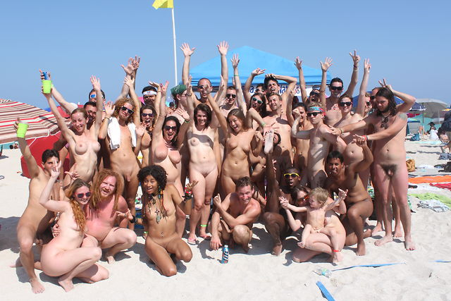 Florida Young Naturists Fyn Naked Spring Bash Promo