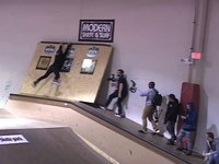 Dave Lang and Chris Haffey were the only skaters at Bittercold Showdown that were attempting to skate the new wallride obstacle.  I decided to make a raw clips edit of their attempts to soul this new obstacle.  Enjoy  Filmed and Edited by:  Aaron Schultz