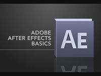 After Effects Tutorial - Intro to After Effects