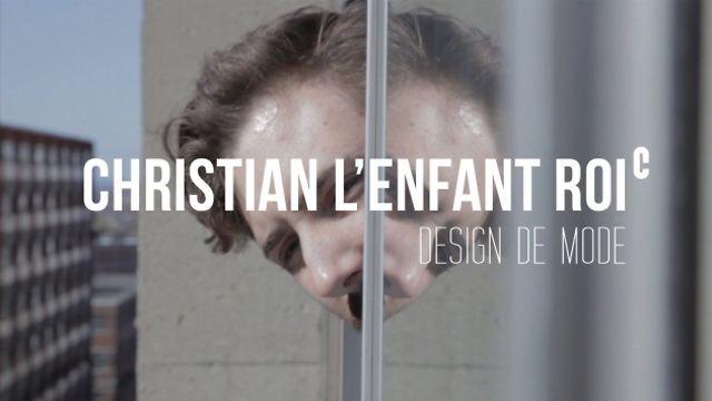 EXPOSANT C   S1-2   Christian L'enfant Roi