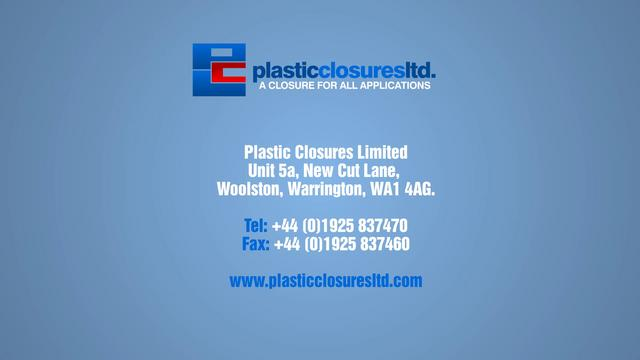 Plastic Closures - Wadding Machine