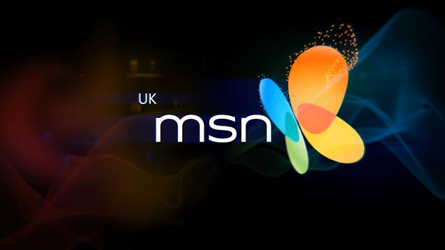 MSN UK Relaunch
