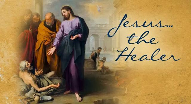 Image result for Jesus Our Healer