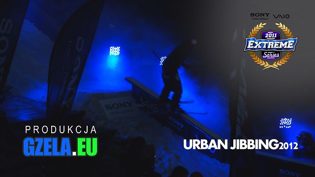 Sony VAIO Urban Jibbing 2012